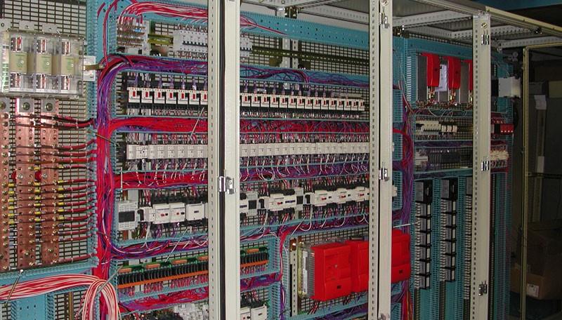 Armoire électrique industriel